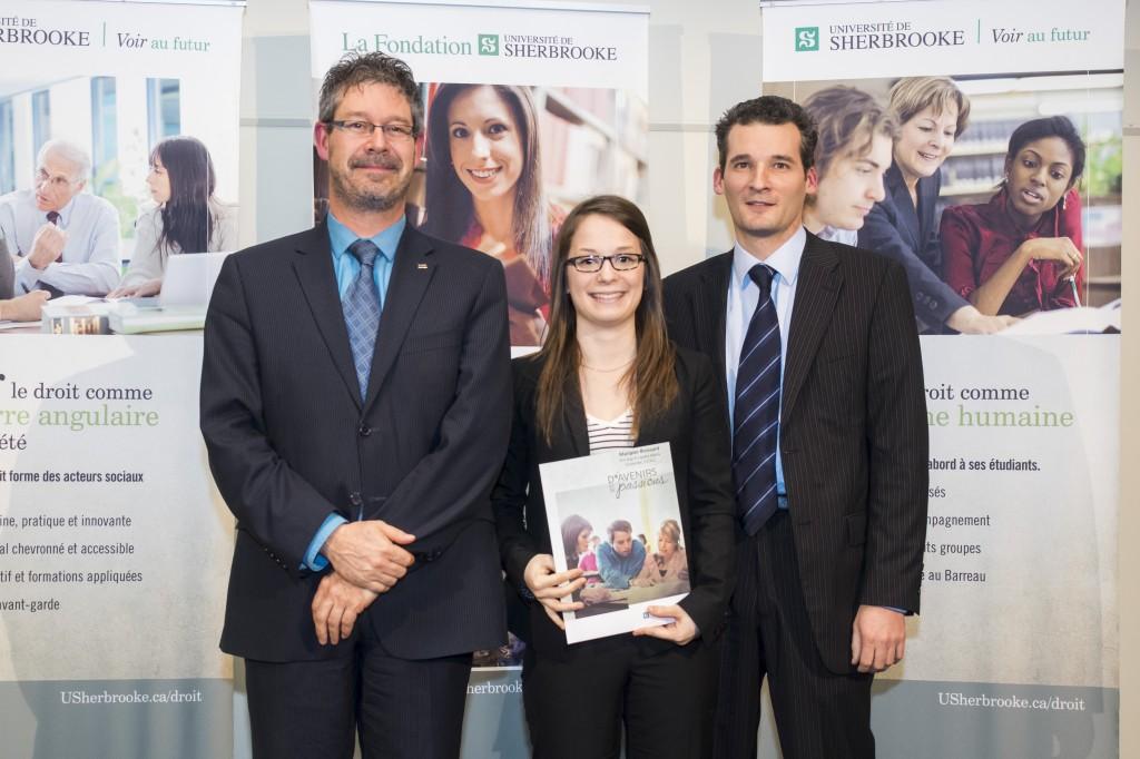 Gala du mérite étudiant de l'Université de Sherbrooke 2013