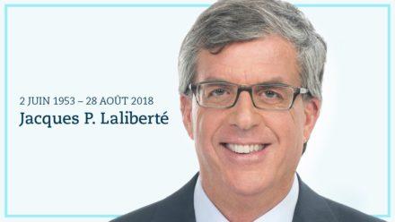Décès de Me Jacques P. Laliberté