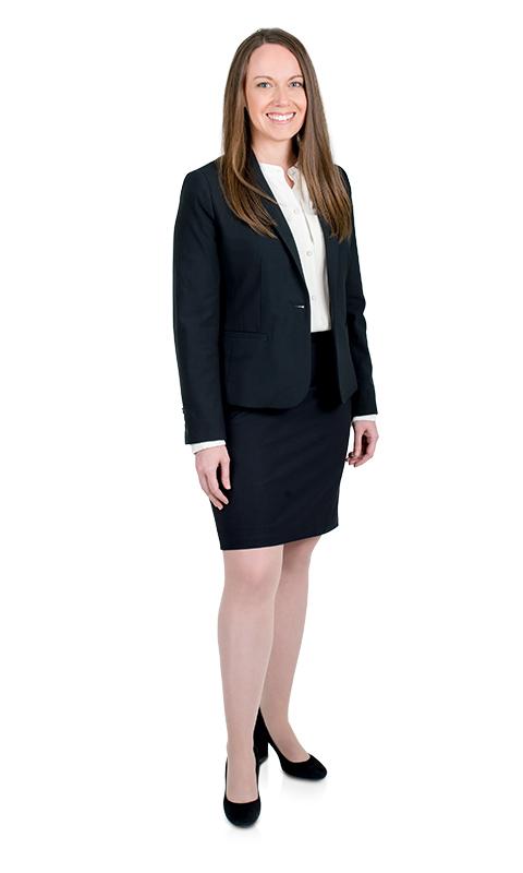 Marie-Pier Janelle, avocate